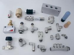 CAMOZZI raccordi cilindri elettrovalvole  VUOTOTECNICA tecnica del vuoto  ENIDINE deceleratori ...
